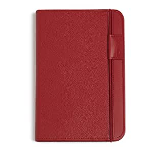 Amazon Kindle Keyboard Leather Cover, Burgundy Red (will only fit Kindle Keyboard)