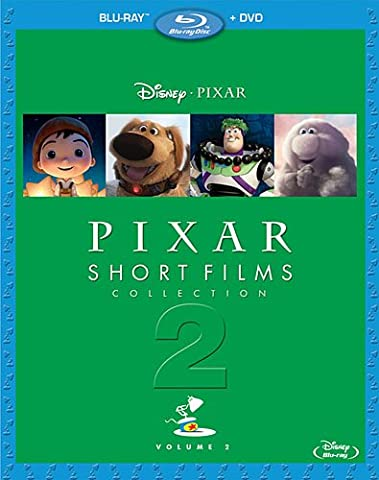 Pixar Short Films Collection 2 [Blu-ray] [Import