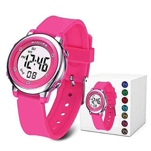MEETYOO Relojes de Pulsera Infantil