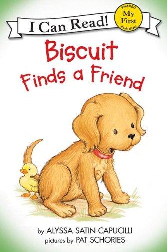 Biscuit Finds a Friend (My First I Can Read Books) por Alyssa Satin Capucilli