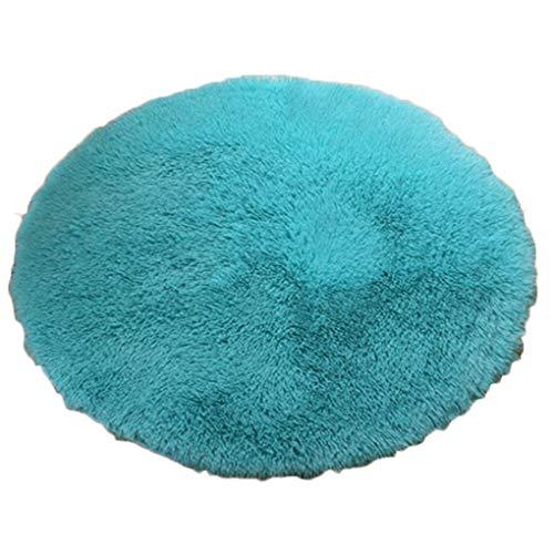 Regard L Soft Shaggy Umgebung Rund Teppich Wohnzimmer Teppichboden Schlafzimmer Bodenmatte Teppich*3Pcs (3pc Teppiche Wohnzimmer)
