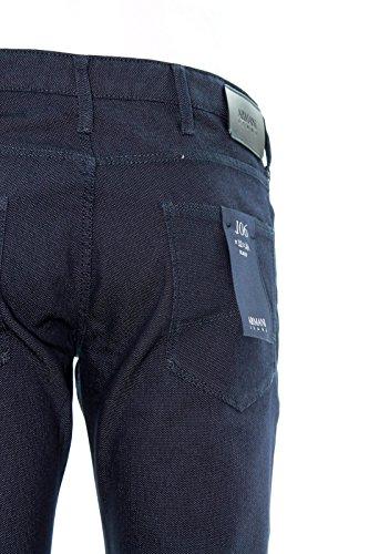 Jeans J06 Micro Pois Bleu