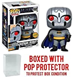 Funko Pop! DC Heroes: Batman The Animated Series - Batman Robot Chase Variant # 193 Figura de Vinilo