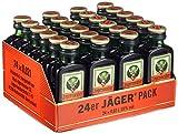 Jägermeister Kräuterlikör Pack (24 x 0.02 l)