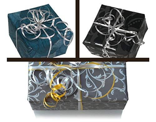 GeschenkBox 10 TOP Düfte für den MANN Geschenk-Set Parfum-Paket Schnupper-Box (10 verschiedene Düfte)