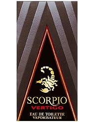 Scorpio Vertigo Eau de Toilette pour Homme, 75 ml