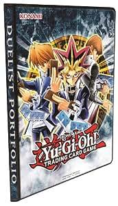 Konami - Accygo028 - Yu-gi-oh - Portfolio Générique - 9 Cases