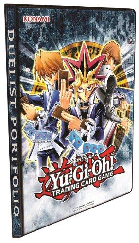Konami-Accygo028-Yu-gi-oh-Portfolio-Gnrique-9-Cases