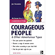Careers for Courageous People & Other Adventurous Types (Careers For Series) (English Edition)