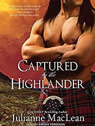 Captured by the Highlander by Julianne MacLean (2011-12-30)
