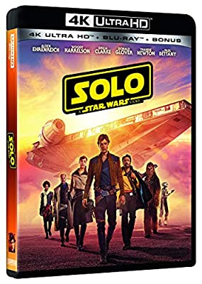 Solo: a Star Wars story [4K + Blu-ray 2D + bonus]