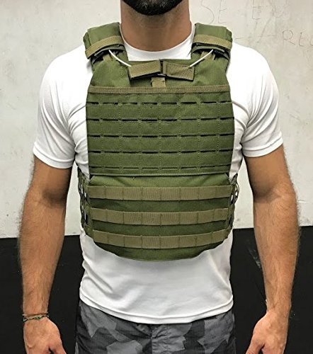 Weight Vest (5.11 type) (Green)