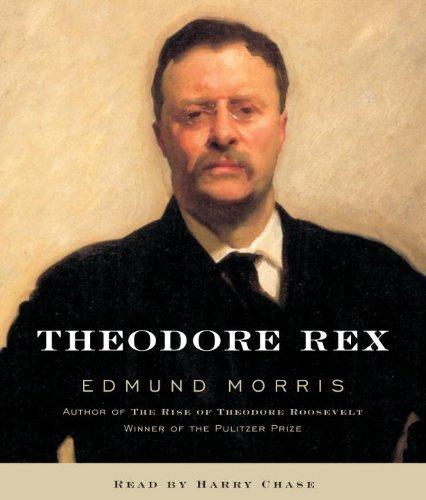Theodore Rex by Edmund Morris (2010-07-06)