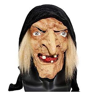 QWE Máscara de Horror de
