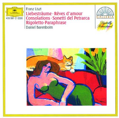 Liszt: 6 Consolations, S. 172 - No. 3 In D Flat Major (Lento, placido)