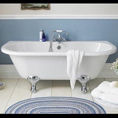 Freistehende badewanne maße  Online-Kauf der freistehenden Badewanne • Die freistehende Badewanne