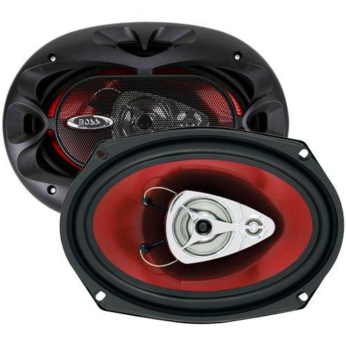 Boss Chaos Serie Audio 6 x 22.86 cm, 3 W -