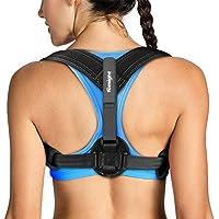 Haltungskorrektur, Tomight Geradehalter für Eine Aufrechteren Haltung, Atmungsaktiv Rücken Haltungsbandage für... preisvergleich bei billige-tabletten.eu