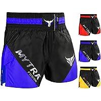 Mytra Fusion Pro Boxing Shorts Combat Shorts for Boxing and MMA