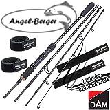 Angel-Berger DAM Quadra Safar Travel Reiserute Spinnrute alle Modelle Rutenband (2,70m/30-80g)