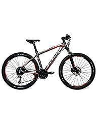 """Cloot - Bicicletas de Montaña - Mountainbike 27.5"""" - MTB - XR Trail 700 Acera, Shimano M3000 (Acera), Llanats Mach 1 con bujes Shimano, Shimano hidraulicos 355, horquilla Sontour XCM.Schwalbe, Talla M (162 - 173)"""