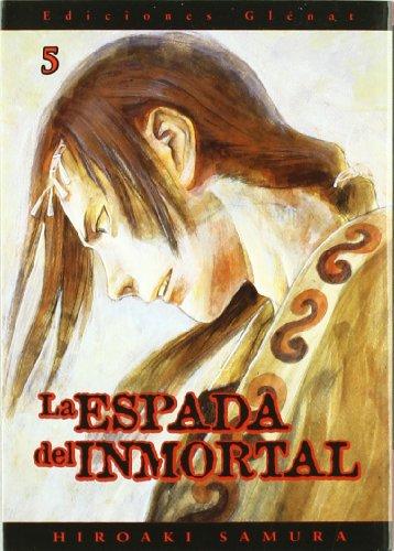 La espada del inmortal 5 / The Blade of the Immortal par HIROAKI SAMURA
