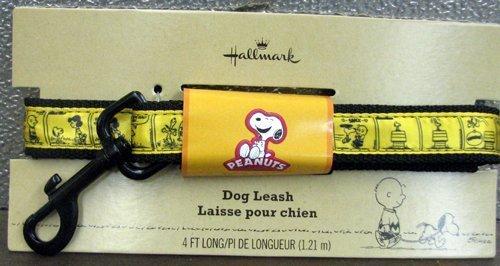 hallmark-carte-paj4425-snoopy-peanuts-laisse-pour-chien