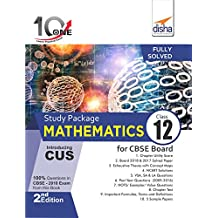 10 in One Study Package for CBSE Mathematics Class 12 with 5 Model Papers