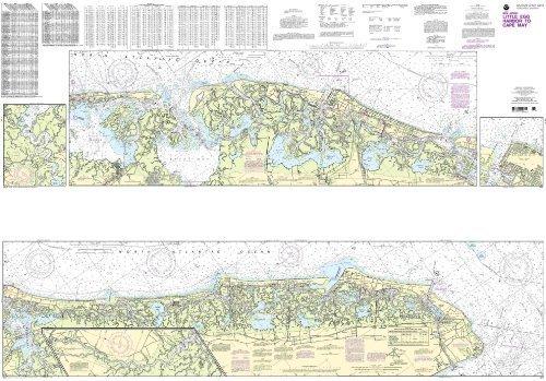 12316-- Little Egg Harbor to Cape May by oceangrafix (Cape Oceangrafix)