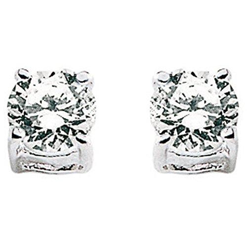 orecchini donna gioielli Comete Punto luce elegante cod. ORB 636
