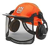 Husqvarna 5764124–01orange Hard Hat/Safety Helmet–Hard Hats & Safety Helmets