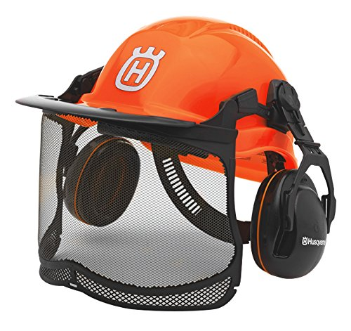 Husqvarna 576 41 24 - 01 orange Hard Hat/Safety Helmet - Hard Hats & Safety Helmets