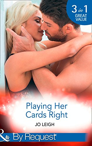 Playing Her Cards Right Choose Me Its Trading Men Book 1