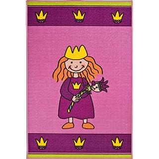 andiamo 1100124 Children's Rug Princess Design