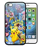sans Coque Iphone Samsung Pokemon go Vintage Swag Etui Housse Bumper (4 4s)