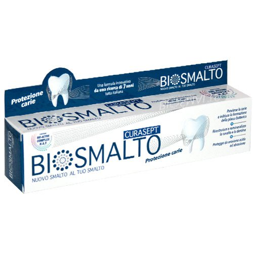 Curasept Biosmalto dentifricio 75ml