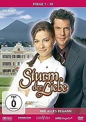 Sturm der Liebe - Folge 001-10: Wie alles begann [3 DVDs]