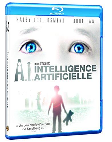 A.I. (Intelligence Artificielle) [Francia] [Blu-ray] 51CJvOXBtiL