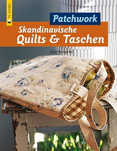 Skandinavische Quilts und Taschen (Quilt Tasche)