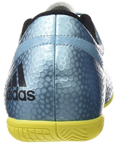 Adidas Performance - Messi15.4 In, Chaussures De Soccer Pour Homme Azul / Plata / Amarillo / Negro