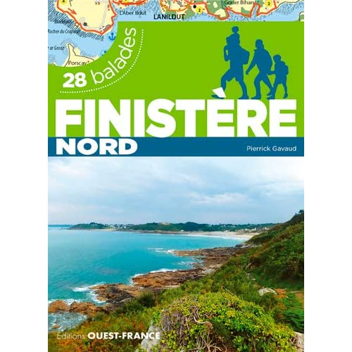 FINISTERE NORD - 28 Balades