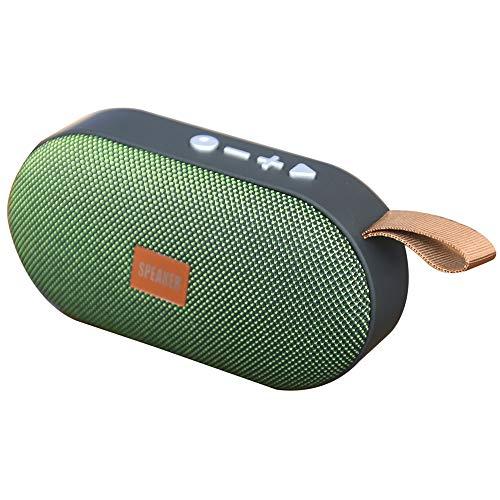 Sencillo Vida Altavoz Bluetooth de Mano Mini Portátiles Sonido Estéreo Premium BT4.2...