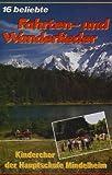 16 Fahrten-und Wanderlieder [Musikkassette] [Import allemand]
