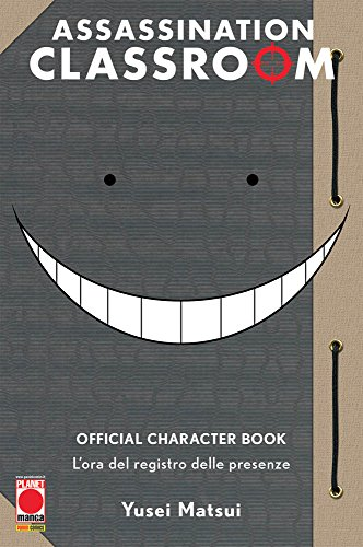 + Assassination classroom. Official character book Epub Gratis