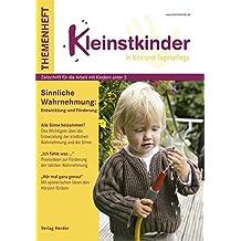 Kleinstkinder Wahrnehmung: Themenheft