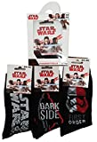 Star Wars. -  Calze - Uomo Pack de 3 boite cadeaux 40/46