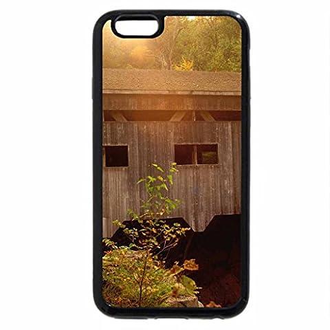 iPhone 6S / iPhone 6 Case (Black) Bissell Bridge, Charlemont, Massachusetts