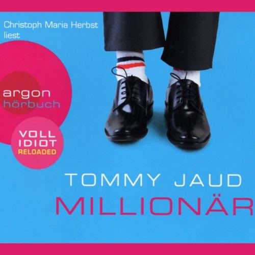 Buchseite und Rezensionen zu 'Millionär' von Tommy Jaud