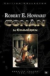 Conan l'Intégrale - Tome 1: Le Cimmérien