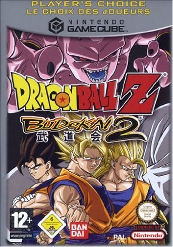 Dragonball Z - Budokai 2 (Player's Choice)